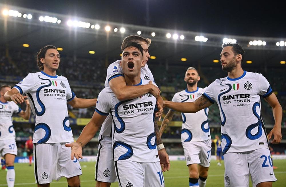 Inter xuất sắc lội ngược dòng đánh bại Verona với tỷ số 3-1 - Ảnh 11.