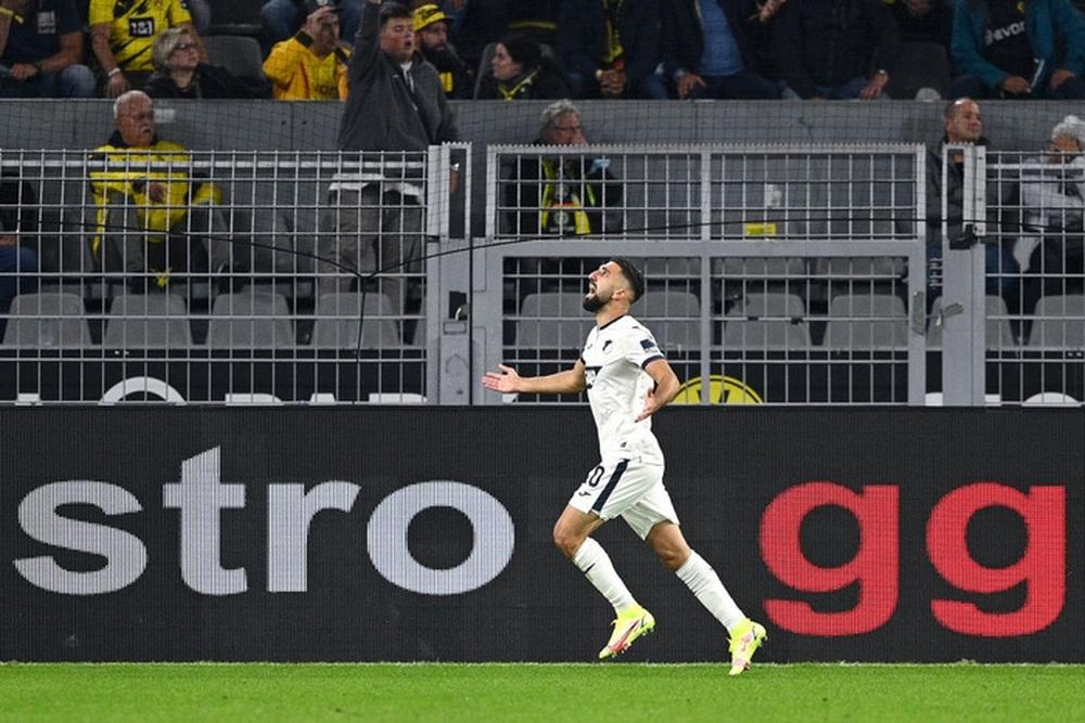 Dortmund 3 - 2 Hoffenheim: Haaland cứu rỗi Dortmund trong cuộc rượt đuổi tỉ số nghẹt thở - Ảnh 8.