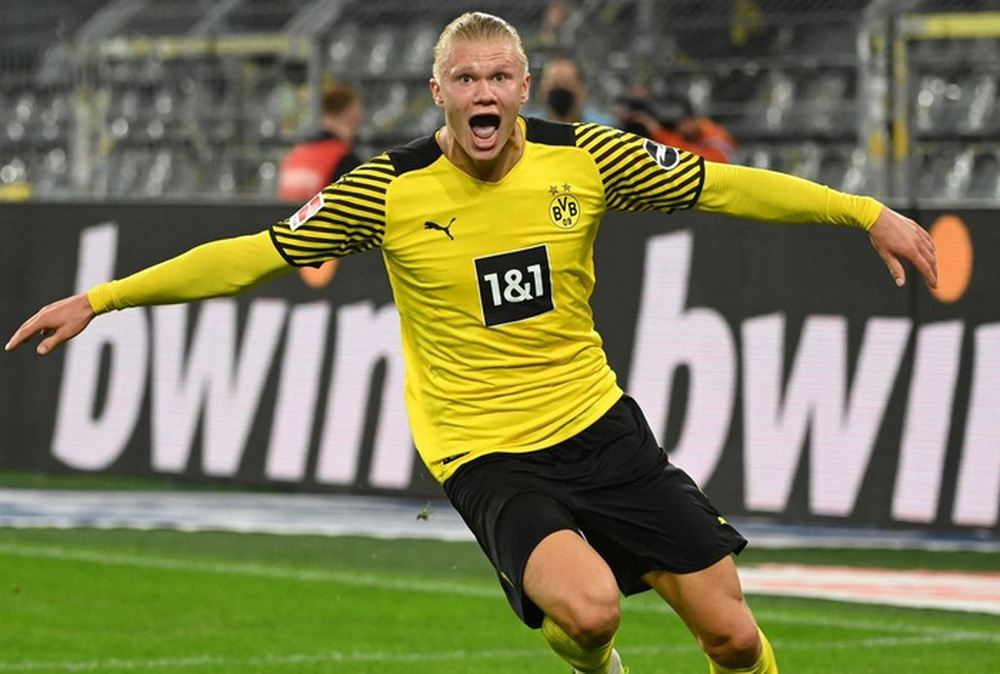 Dortmund 3 - 2 Hoffenheim: Haaland cứu rỗi Dortmund trong cuộc rượt đuổi tỉ số nghẹt thở - Ảnh 10.