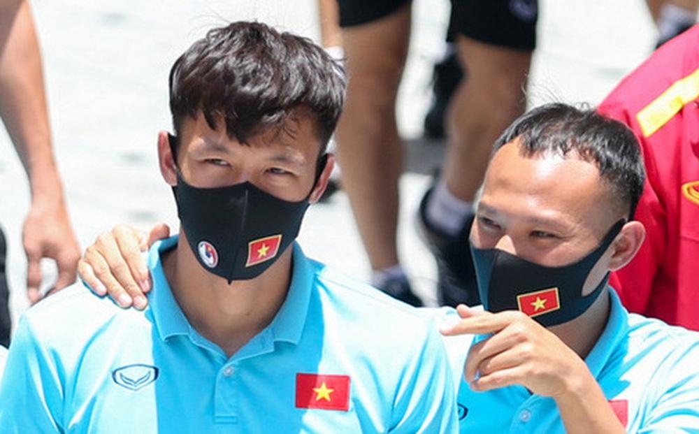 Tuyển Việt Nam nghỉ tập, đối thủ Saudi Arabia hội quân
