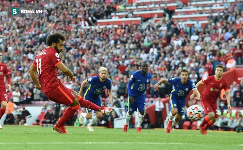 Lĩnh thẻ đỏ gây tranh cãi, Chelsea quật cường đứng vững trước cơn lốc đỏ Liverpool - Ảnh 3.