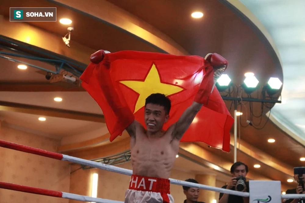 Nữ võ sĩ Việt Nam chốt ngày tranh đai vô địch thế giới với cao thủ Nhật Bản - Ảnh 1.