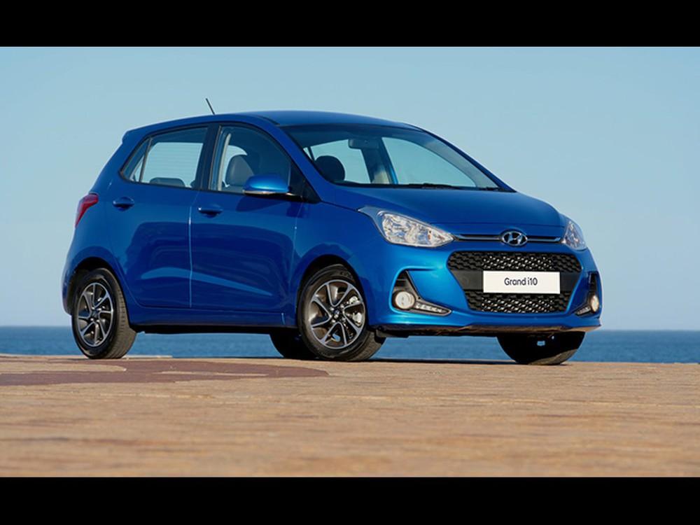 Đọ mức độ ăn xăng của 'tứ trụ' hạng A: VinFast Fadil, Hyundai i10, Toyota Wigo, Honda Brio - Ảnh 4.