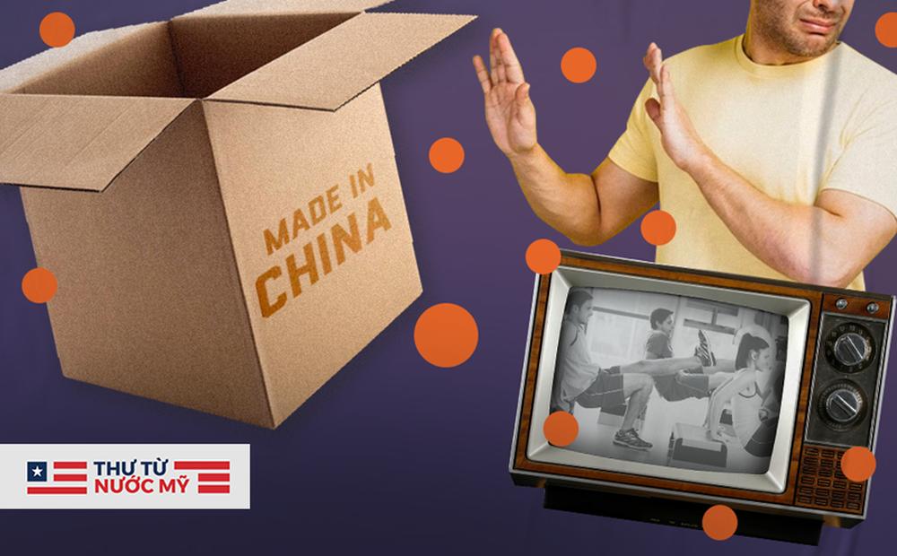 """Thư từ nước Mỹ: Cứu viện từ Trung Quốc, trải nghiệm khủng khiếp và lý do khiến tôi từ bỏ giấc mơ """"hành xác"""""""