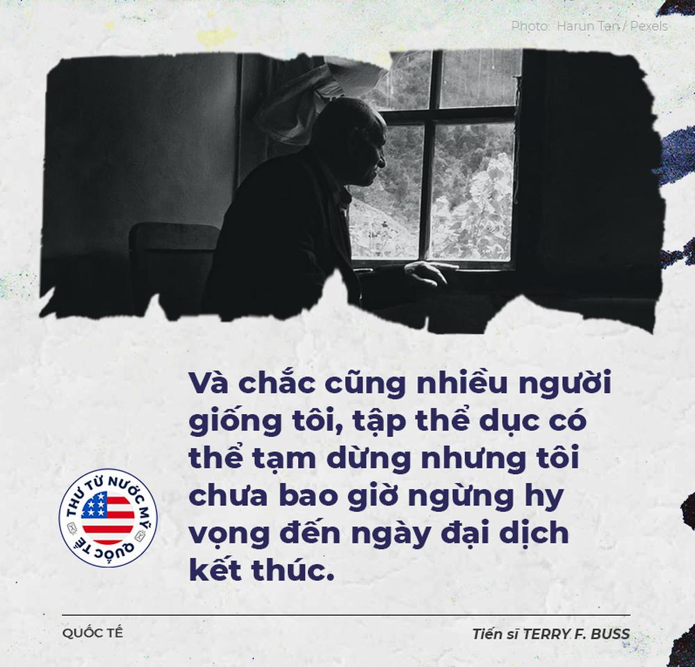 Thư từ nước Mỹ: Cứu viện từ Trung Quốc, trải nghiệm khủng khiếp và lý do khiến tôi từ bỏ giấc mơ hành xác - Ảnh 9.