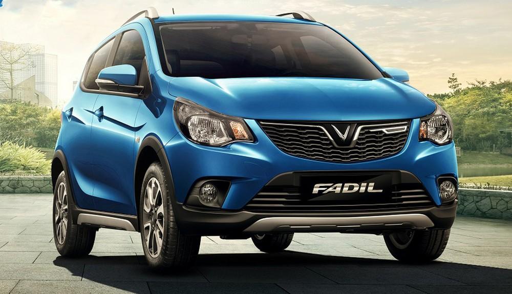 Đọ mức độ ăn xăng của 'tứ trụ' hạng A: VinFast Fadil, Hyundai i10, Toyota Wigo, Honda Brio - Ảnh 2.