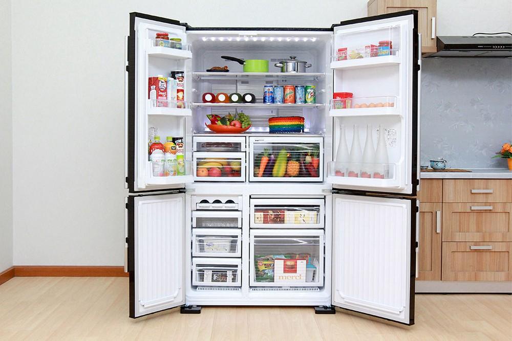 5 mẫu tủ lạnh dung tích lớn tới 600 lít giảm giá sốc, có mẫu rẻ hơn chục triệu - Ảnh 2.