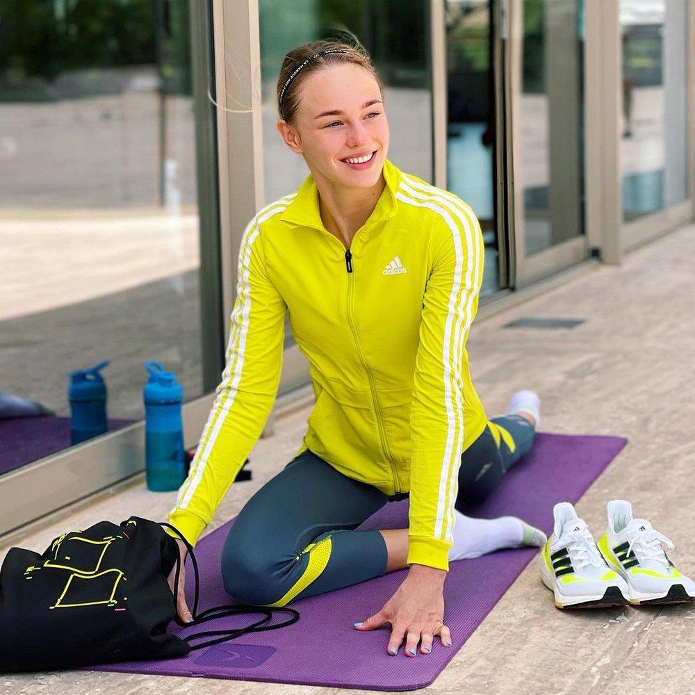 """""""Hot girl Judo"""" gây sốt Olympic Tokyo 2020: Body tuyệt đẹp, vô cùng nữ tính - Ảnh 13."""