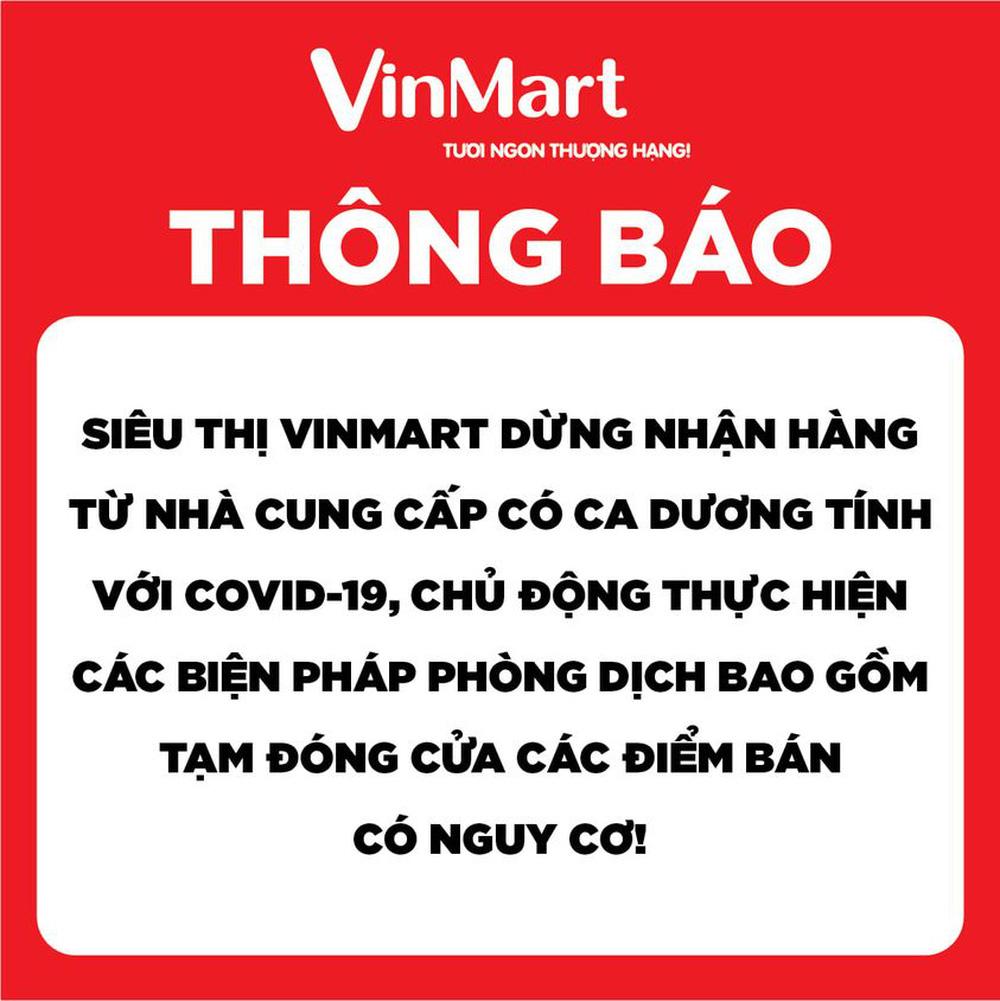 Ngoài 39 siêu thị Vinmart và Vinmart+, công ty Thanh Nga liên quan đến những siêu thị nào ở Hà Nội? - Ảnh 2.
