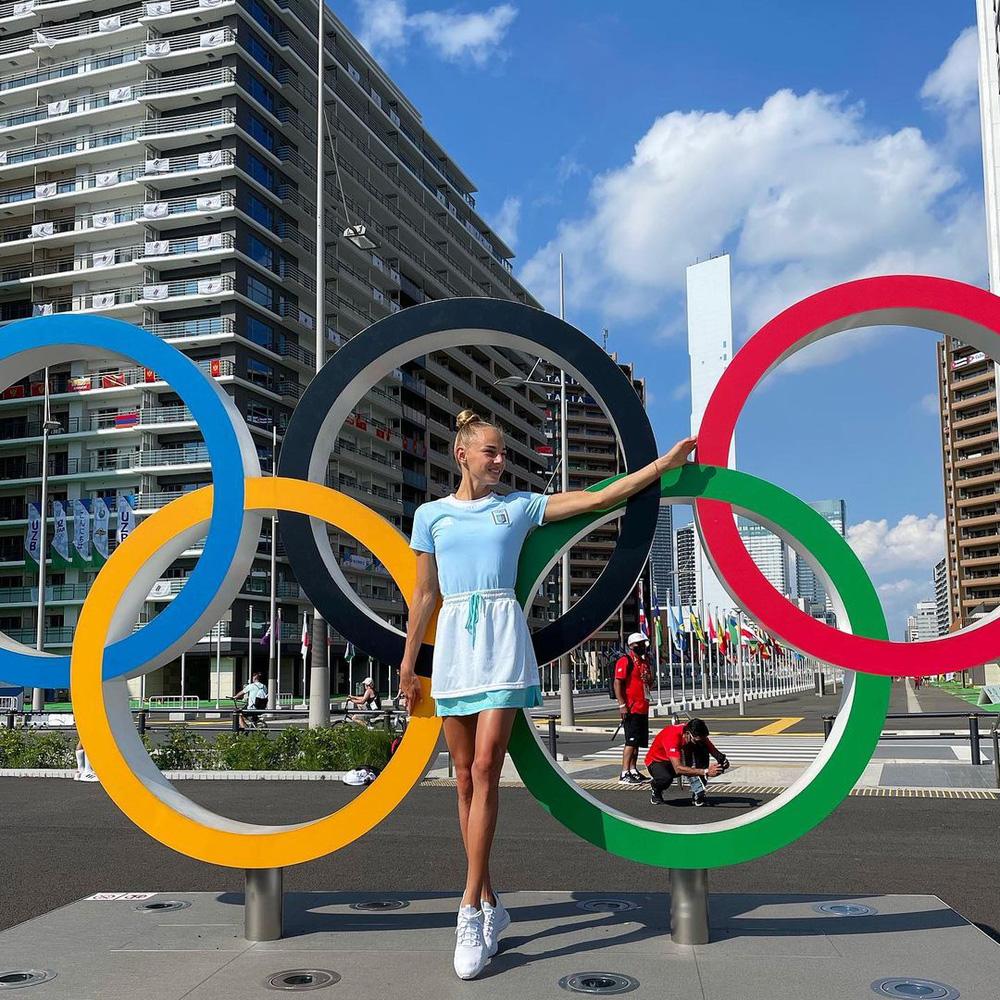"""""""Hot girl Judo"""" gây sốt Olympic Tokyo 2020: Body tuyệt đẹp, vô cùng nữ tính - Ảnh 3."""