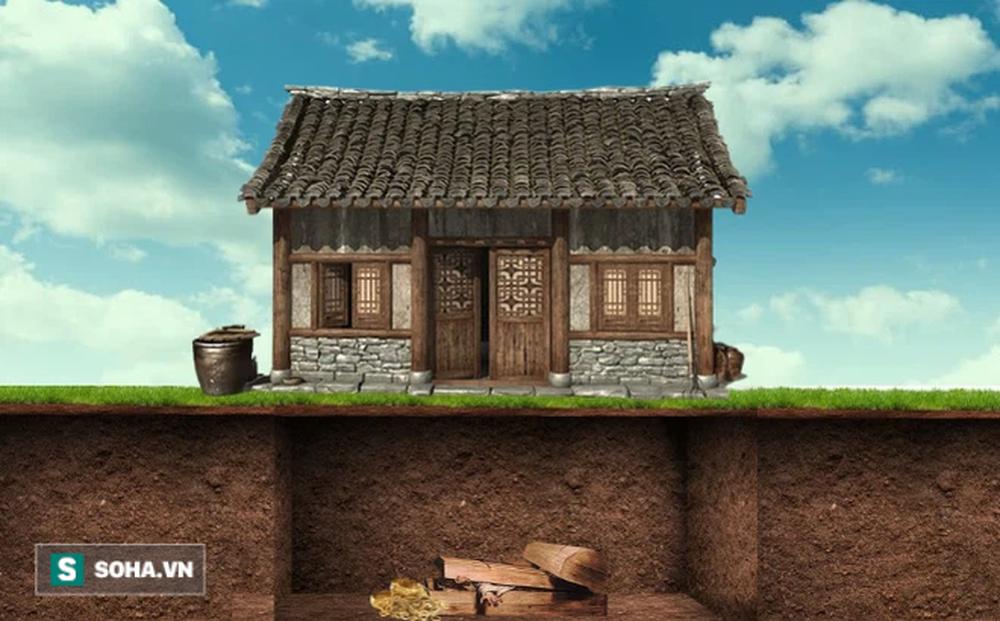 Tên trộm kiên trì nhất lịch sử: Xây nhà trên mộ để đào trộm suốt 20 năm nhưng sai lầm phút cuối khiến bao công sức đổ bể!