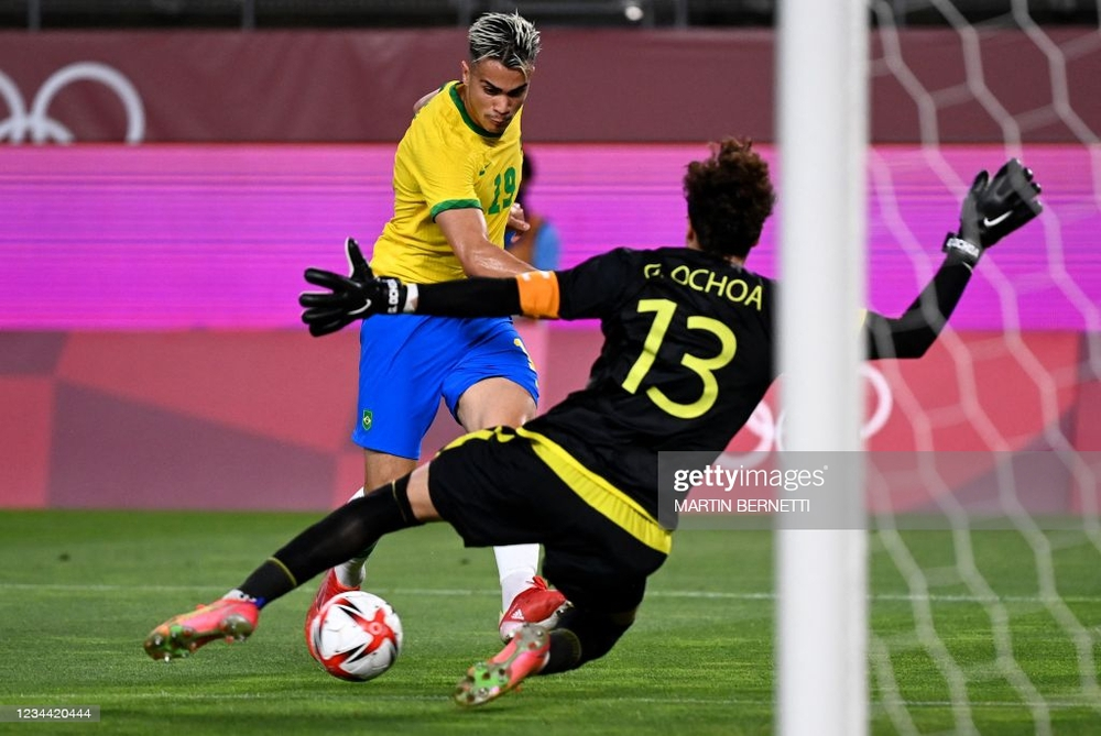 Brazil đòi thành công món nợ 9 năm trước, vào chung kết Olympic sau loạt 11m cân não - Ảnh 5.