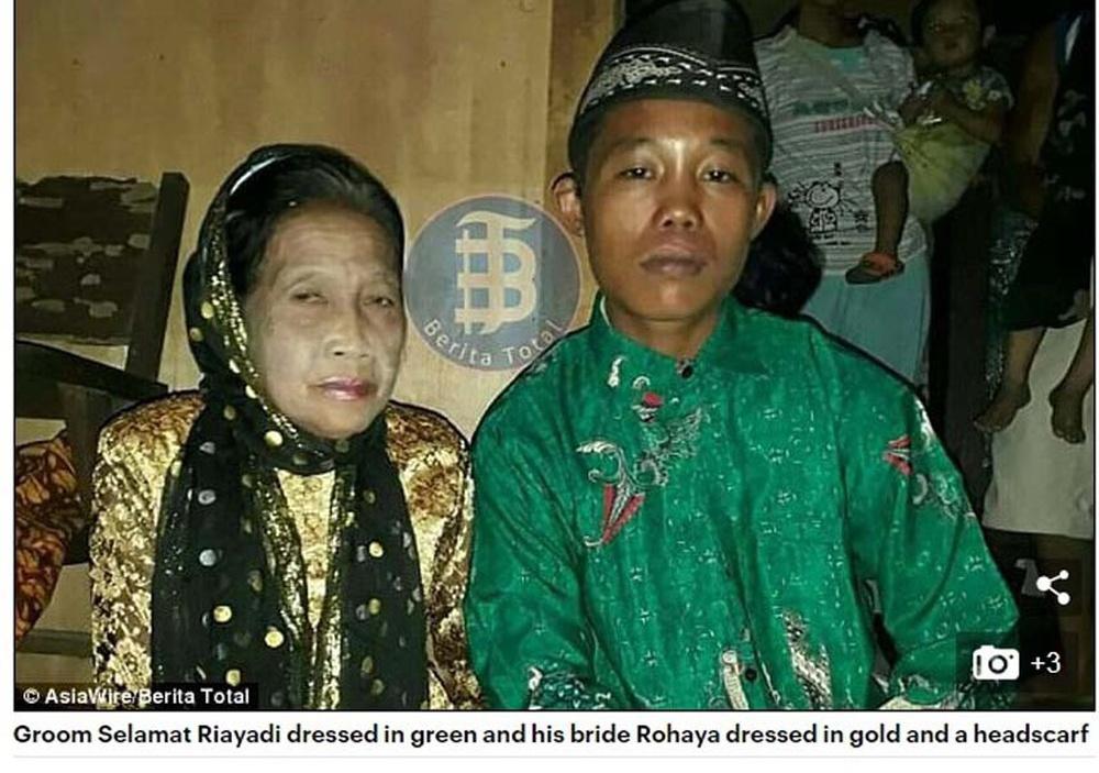 Khó tin trước cuộc sống hôn nhân của cặp đôi bà 71 tuổi cháu 16 tuổi, nhiều lần nhốt vợ vì quá quyến rũ - Ảnh 2.