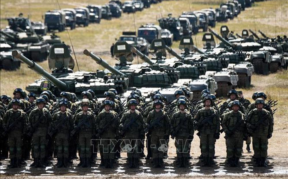 Uzbekistan và Nga diễn tập quân sự chung 'Phương Nam-2021'