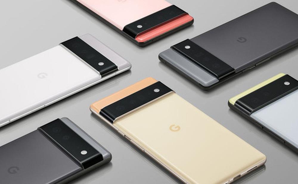 Google công bố Pixel 6: Cuối cùng, Google đã biết làm điện thoại cao cấp!