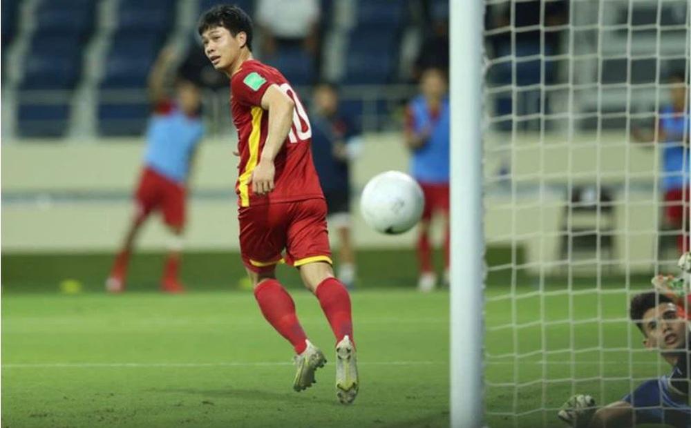 Báo Trung Quốc bất ngờ lo lắng khi Công Phượng... vắng mặt ở vòng loại World Cup 2022