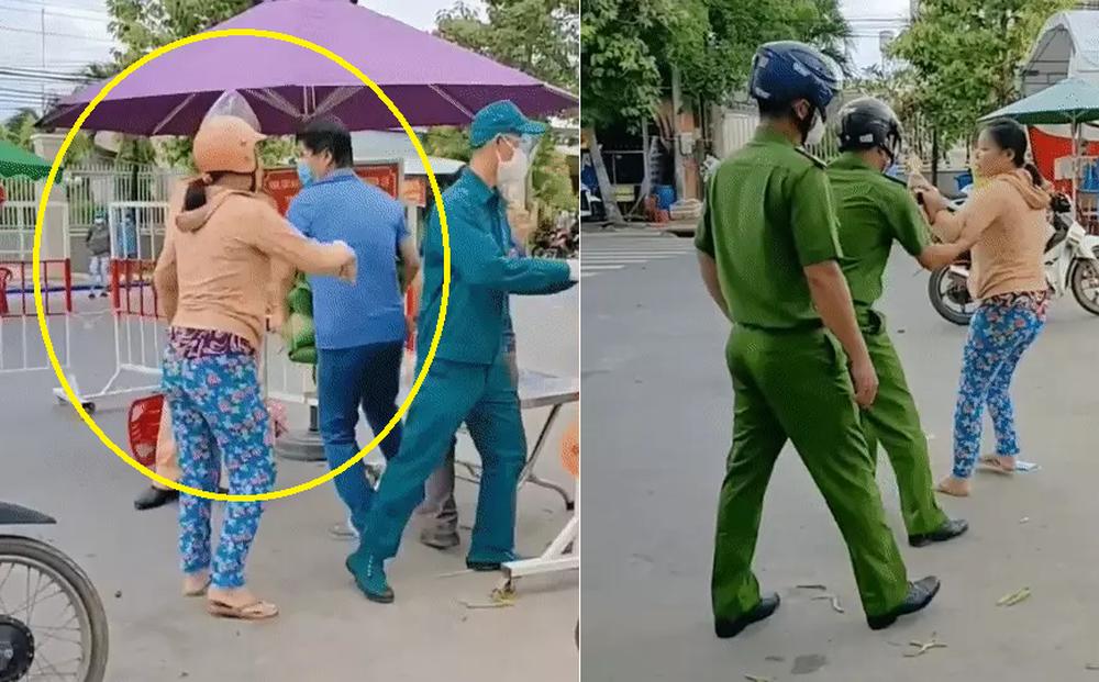 Danh tính chị gái 'quần hoa' gây rối chốt kiểm dịch Tây Ninh, gia đình mong MXH không gây áp lực