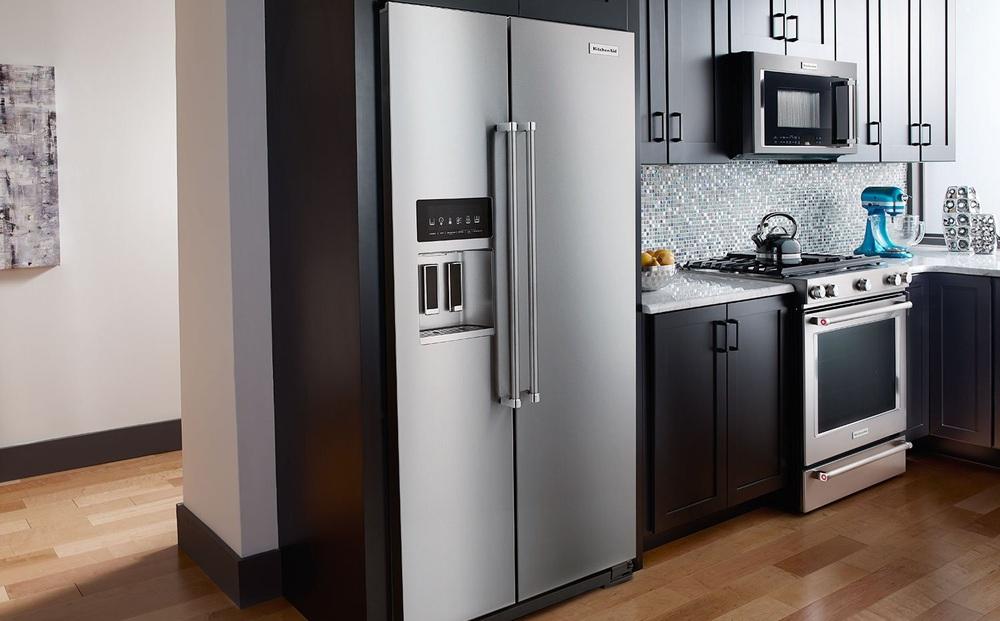 """5 mẫu tủ lạnh dung tích lớn tới 600 lít giảm giá """"sốc"""", có mẫu rẻ hơn chục triệu"""