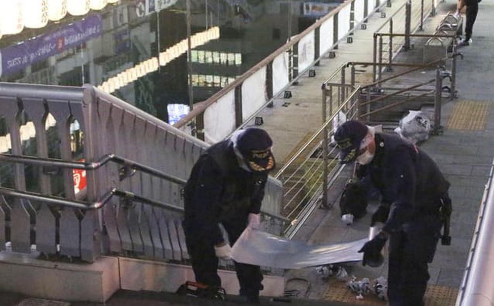 Nhân chứng vụ người Việt bị sát hại dã man ở Osaka: Sau khi bị đẩy xuống sông, nạn nhân còn bị ném chai vào đầu
