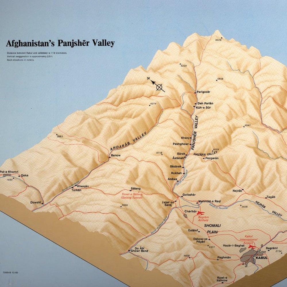 Theo vết xe đổ của Liên Xô, Taliban sẽ đối mặt với trận Waterloo ở thung lũng Panjshir? - Ảnh 2.