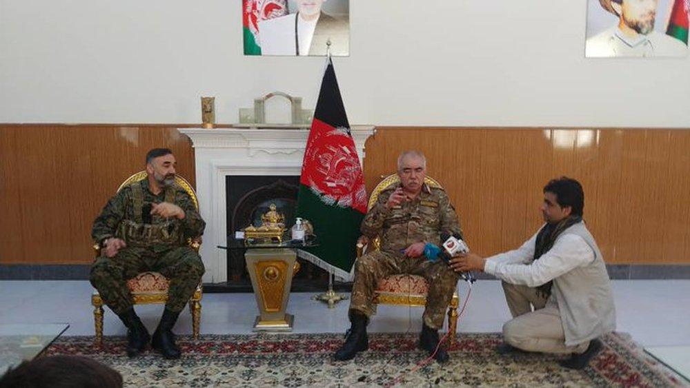 Thách thức Mỹ, đe dọa tấn công Panjshir nhưng Taliban chớ quên những lưỡi dao sau lưng! - Ảnh 1.
