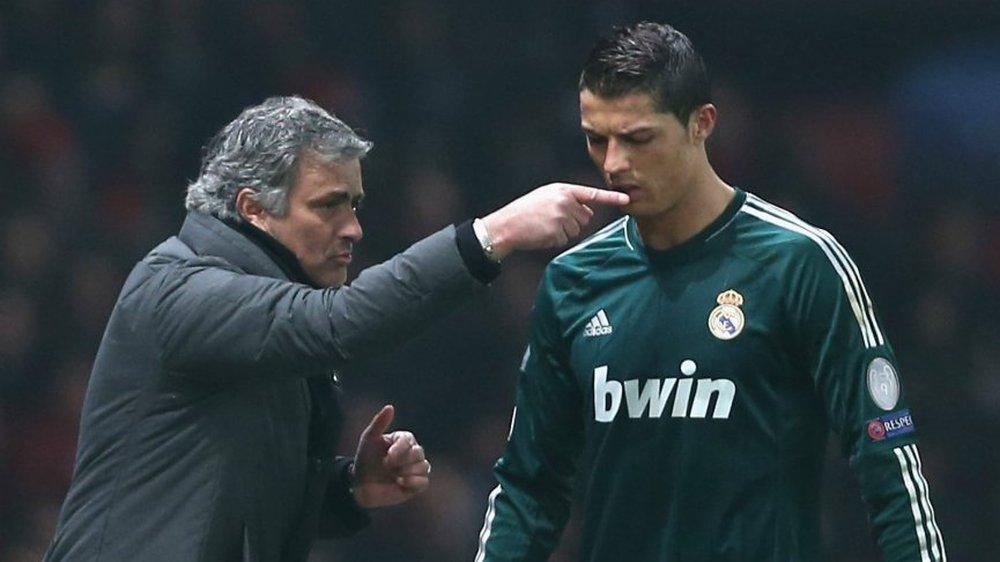 Mourinho nói lời thật lòng vụ Ronaldo trở lại MU - Ảnh 1.