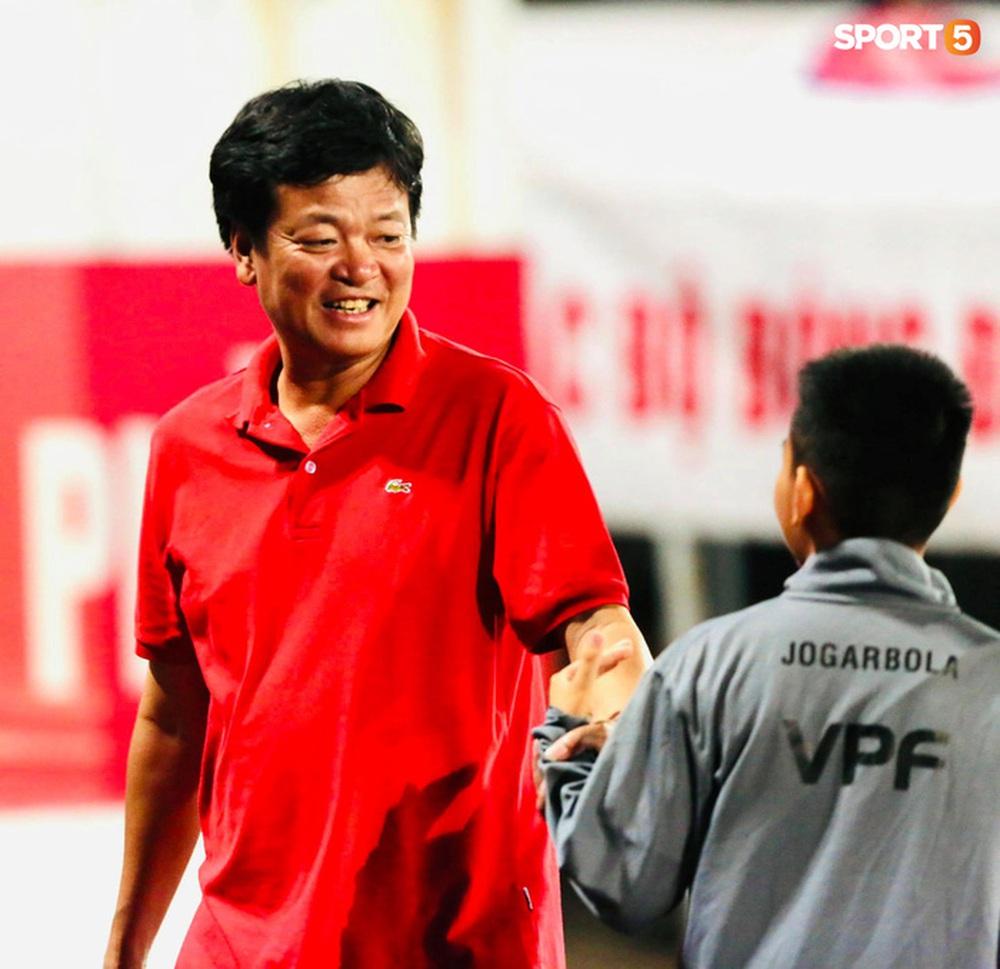 Chủ tịch CLB Hải Phòng nói gì trước nguy cơ bị cấm thi đấu V.League 2022? - Ảnh 1.