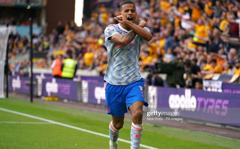 Wolves 0-1 Man United: Greenwood giúp Man United giành trọn 3 điểm