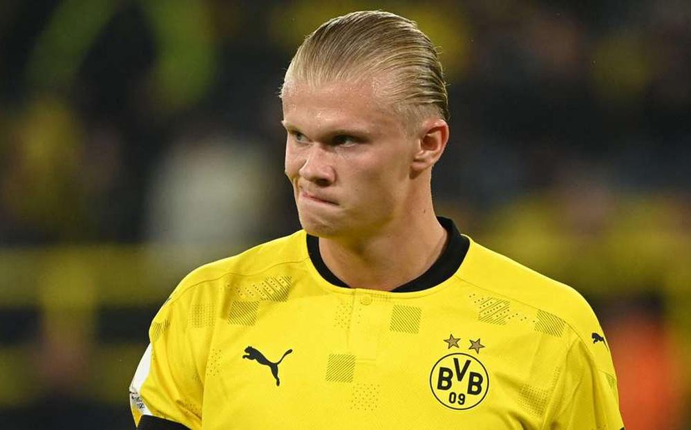 200 triệu euro cho Haaland, Dortmund vẫn lắc đầu