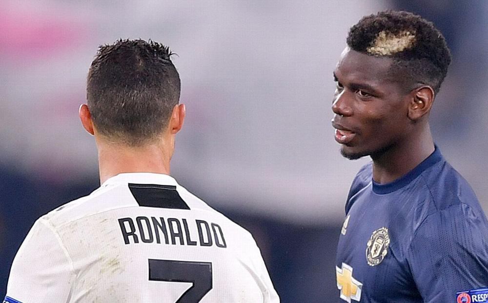 Pogba nói lời thật lòng sau khi Ronaldo trở lại Man United