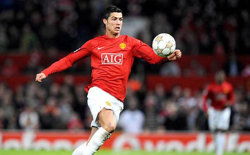 HLV Solskjaer tiết lộ vị trí của Ronaldo trong đội hình M.U