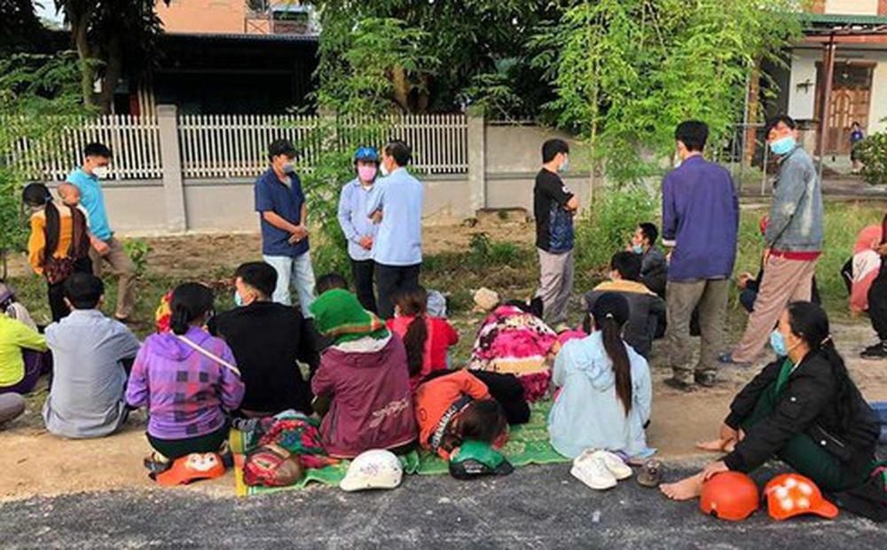 63 người Nghệ An được Bình Thuận tài trợ ô tô đưa về quê: 'Ân tình này sẽ nhớ mãi không quên'