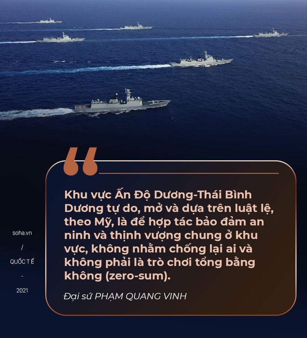 Chuyến thăm của Phó Tổng thống Harris: Thông điệp Nước Mỹ trở lại và câu hỏi còn bỏ ngỏ về Mỹ - Trung - Ảnh 2.