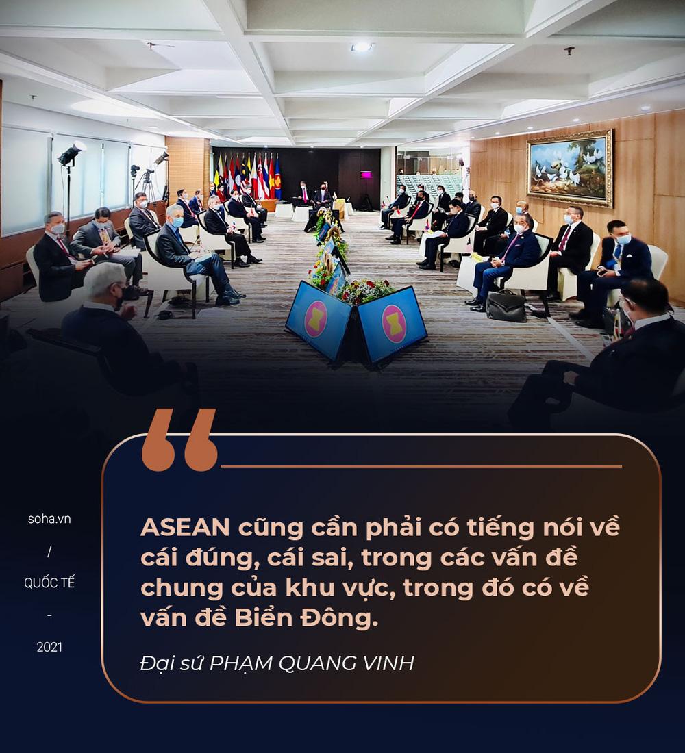 Chuyến thăm của Phó Tổng thống Harris: Thông điệp Nước Mỹ trở lại và câu hỏi còn bỏ ngỏ về Mỹ - Trung - Ảnh 3.