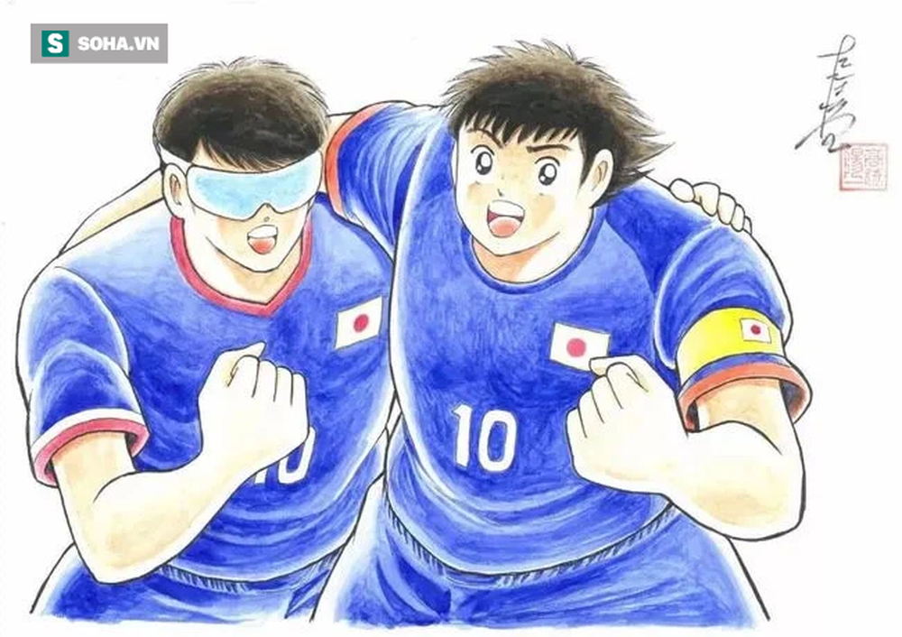 Ghi hai siêu phẩm mang dáng dấp Messi, Trung Quốc hạ gục Nhật Bản đầy tự hào - Ảnh 1.