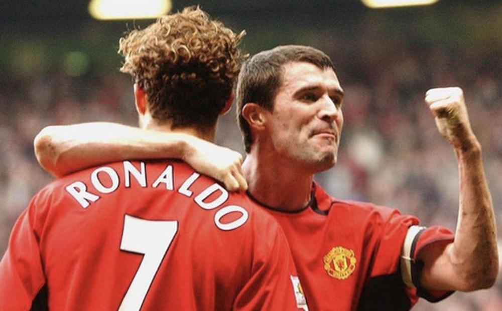 Nhân vật hiếm hoi khiến Ronaldo
