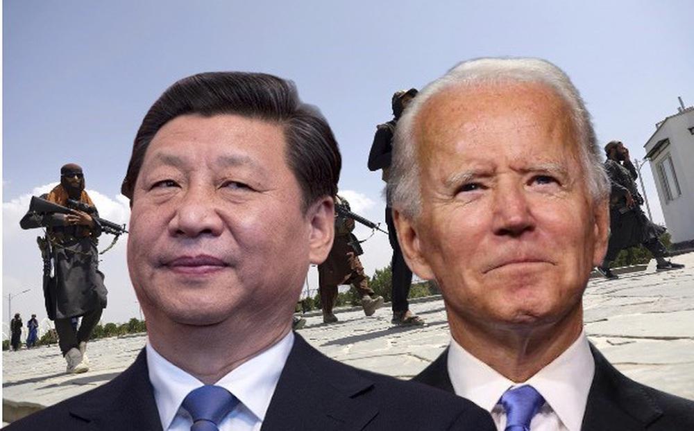 Ranh giới của bình yên Mỹ-Trung ở Afghanistan: Chỉ cách nhau đúng một... Tân Cương