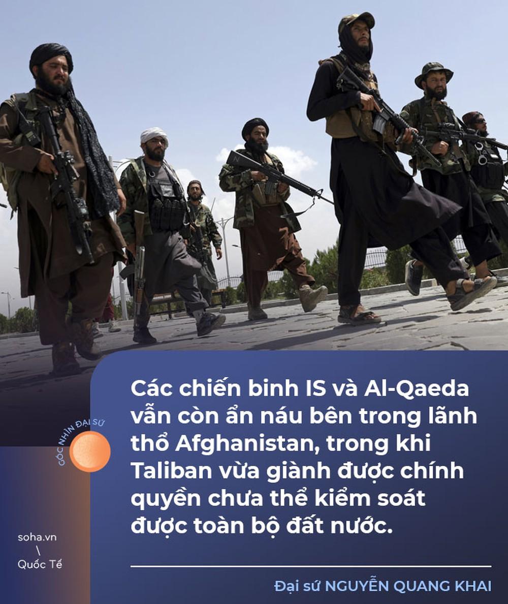 Afghanistan có nguy cơ thành căn cứ cho khủng bố đồng thời thành nơi xuất khẩu khủng bố - Ảnh 2.