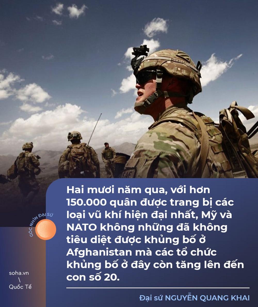 Afghanistan có nguy cơ thành căn cứ cho khủng bố đồng thời thành nơi xuất khẩu khủng bố - Ảnh 5.