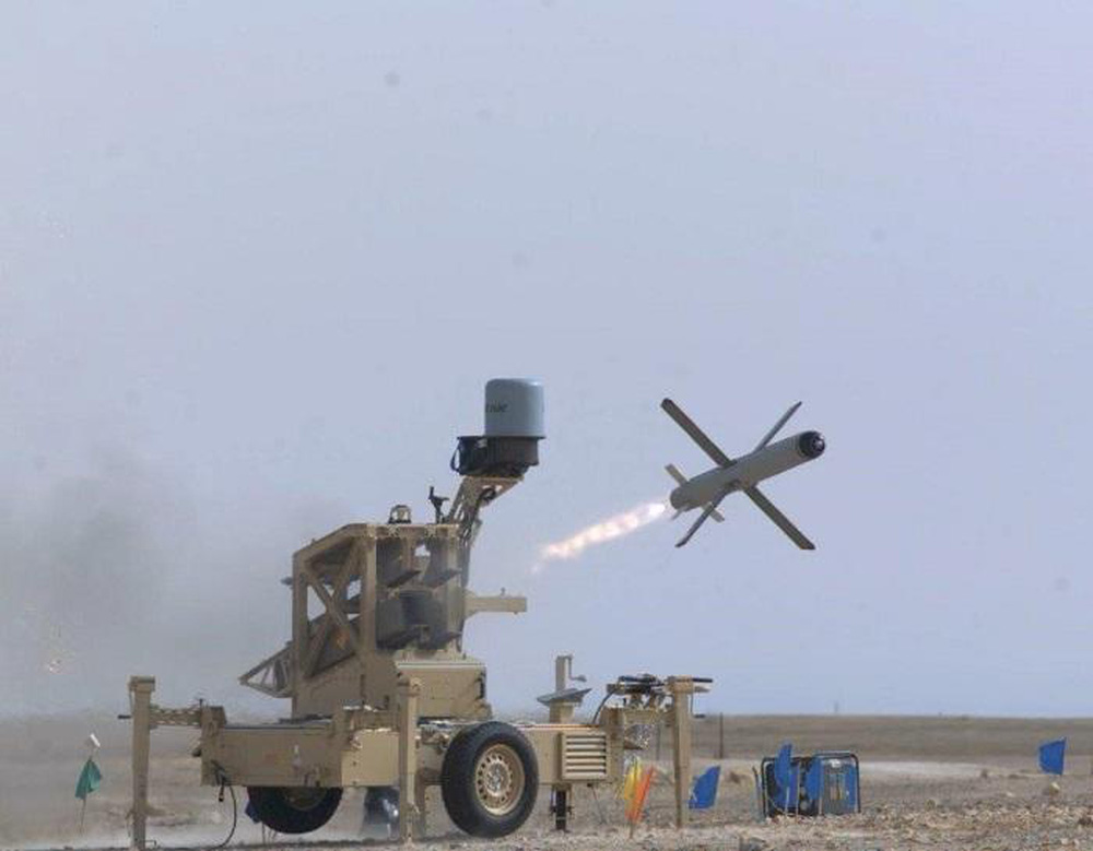 Rafael launches remote-controlled launch system for SPIKE NLOS
