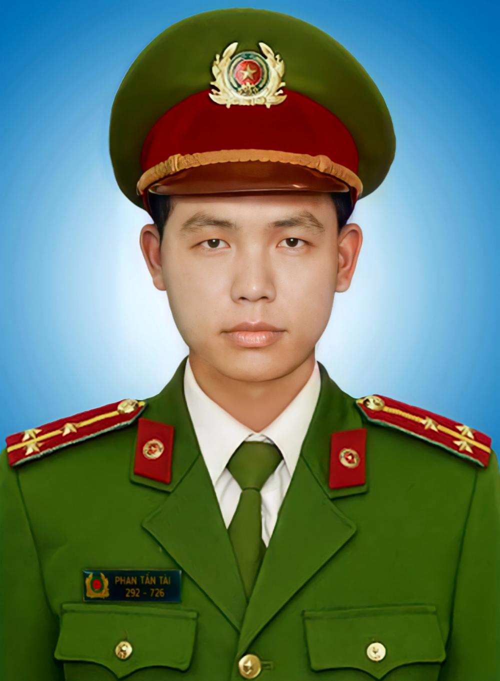Đề nghị truy tặng huân chương cho thượng úy công an hy sinh tại TP.HCM - Ảnh 1.