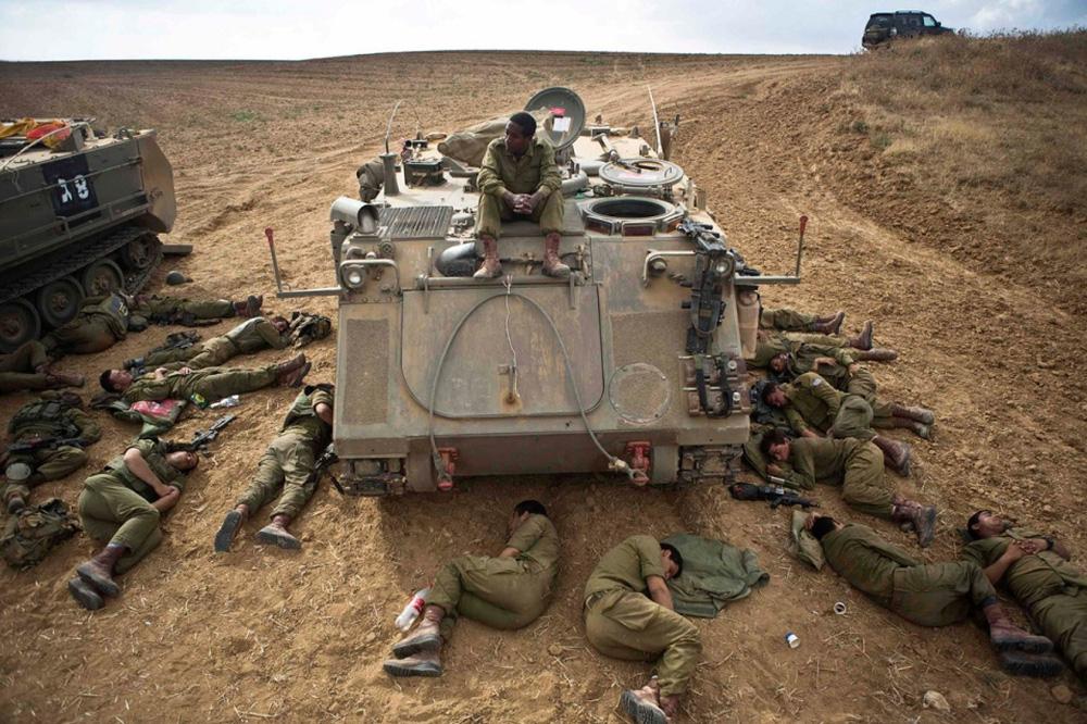 Gây chiến với Iran ư, quân đội đang vét đĩa của Israel sẽ không đủ lính để tham chiến! - Ảnh 2.