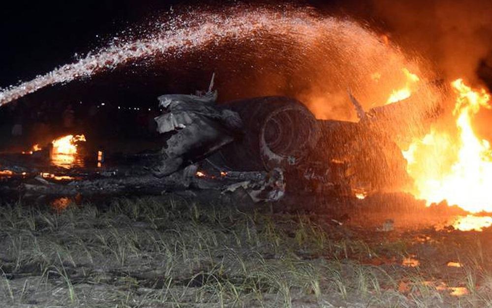 Tiết lộ sốc về vụ tai nạn tiêm kích Su-35S Nga: Nguyên nhân bất ngờ - Ảnh 2.