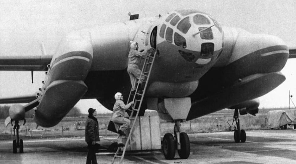 """Số phận hẩm hiu của quái thú """"rồng 3 đầu"""" chưa từng được cất cánh của Liên Xô  - Ảnh 2."""