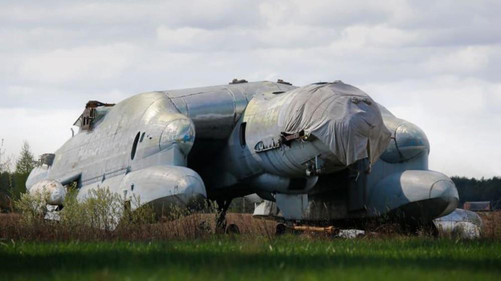 """Số phận hẩm hiu của quái thú """"rồng 3 đầu"""" chưa từng được cất cánh của Liên Xô  - Ảnh 3."""