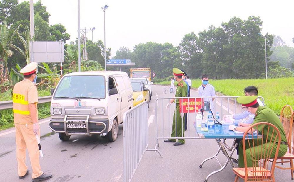 Từ vụ 3 F0 được phát hiện sau khi tai nạn giao thông, Phú Thọ ra công điện áp dụng từ 0h ngày 4/8