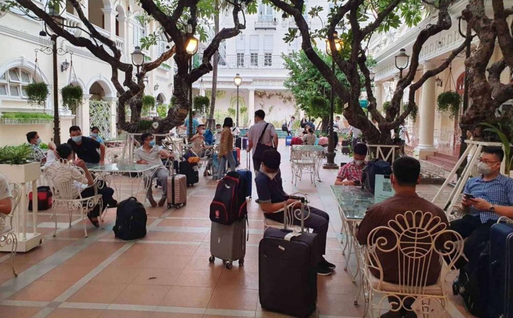 TP.HCM: F1 muốn đi cách ly ở khách sạn phải đặt phòng như thế nào?
