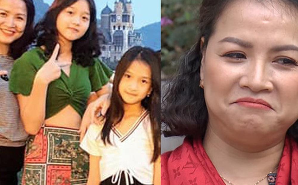 Đời thực của nữ diễn viên đóng vai bà Sa hiểm ác trong Hương vị tình thân: Hạnh phúc bên chồng là cảnh sát và 2 con gái