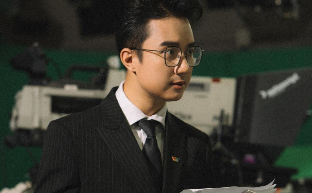 """MC Sơn Lâm VTV: Tôi mới có em bé và đang là một cậu học sinh vỡ lòng ở bộ môn """"làm bố"""""""