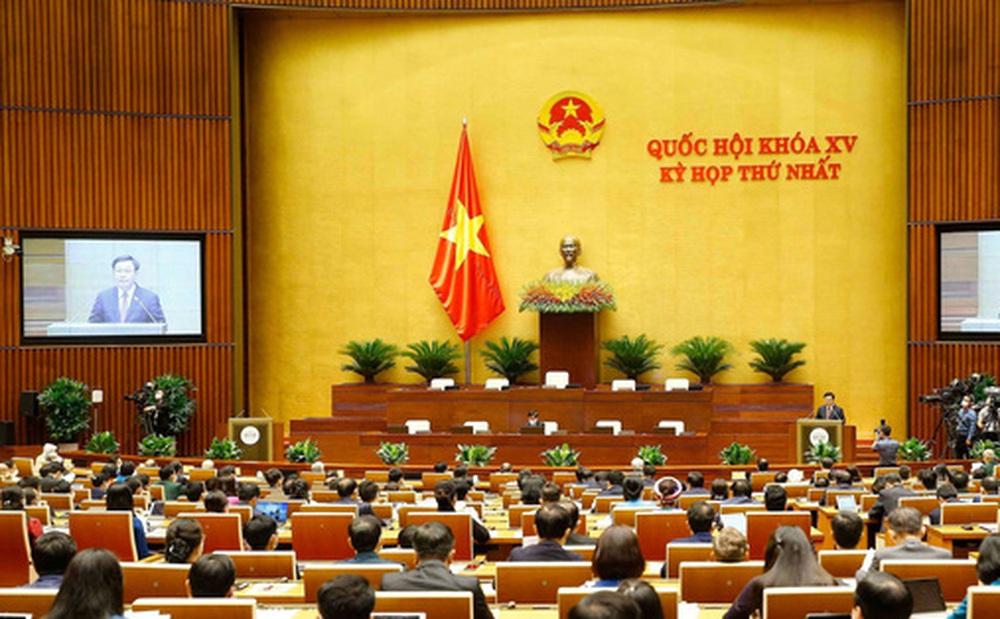 Dấu ấn đổi mới từ kỳ họp thứ Nhất, Quốc hội khóa XV: Mở ra một nhiệm kỳ mới đầy niềm tin, hy vọng